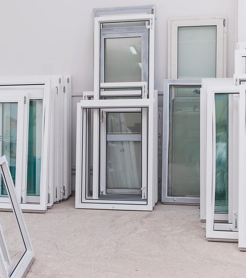 Caixilharia PVC para portas e janelas em Sintra