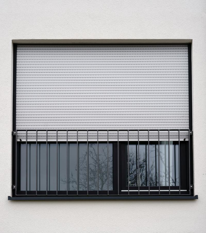 Estores PVC para portas e janelas